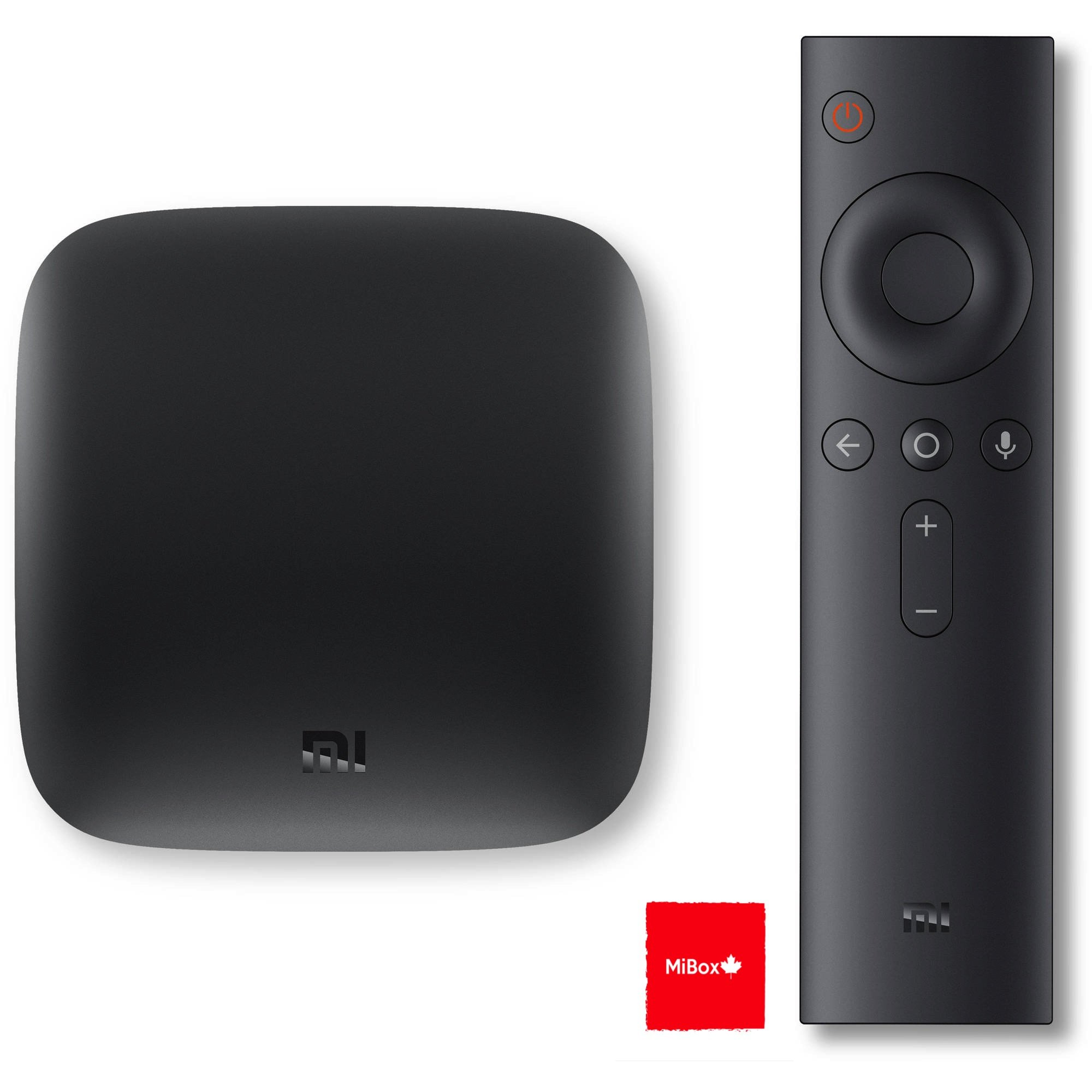 BuzzTV XPL3000 Quad Core Android TV Box and Premium Streaming Media Player Powered by 6 Marshmallow