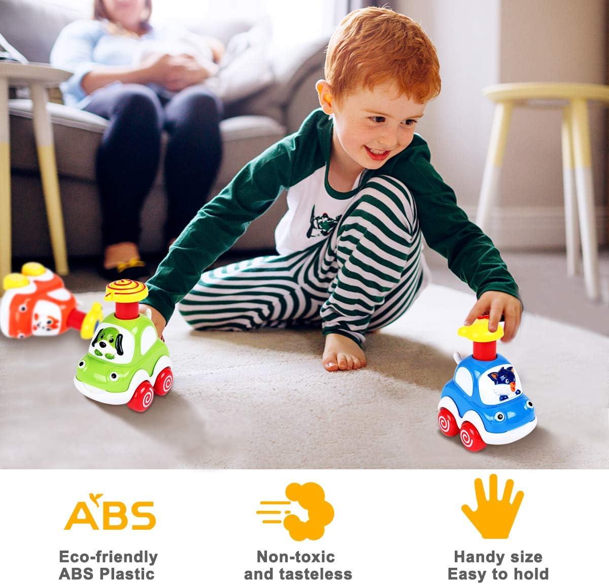 welltop Lernspielzeug für 1 2 3 jährige Kinder