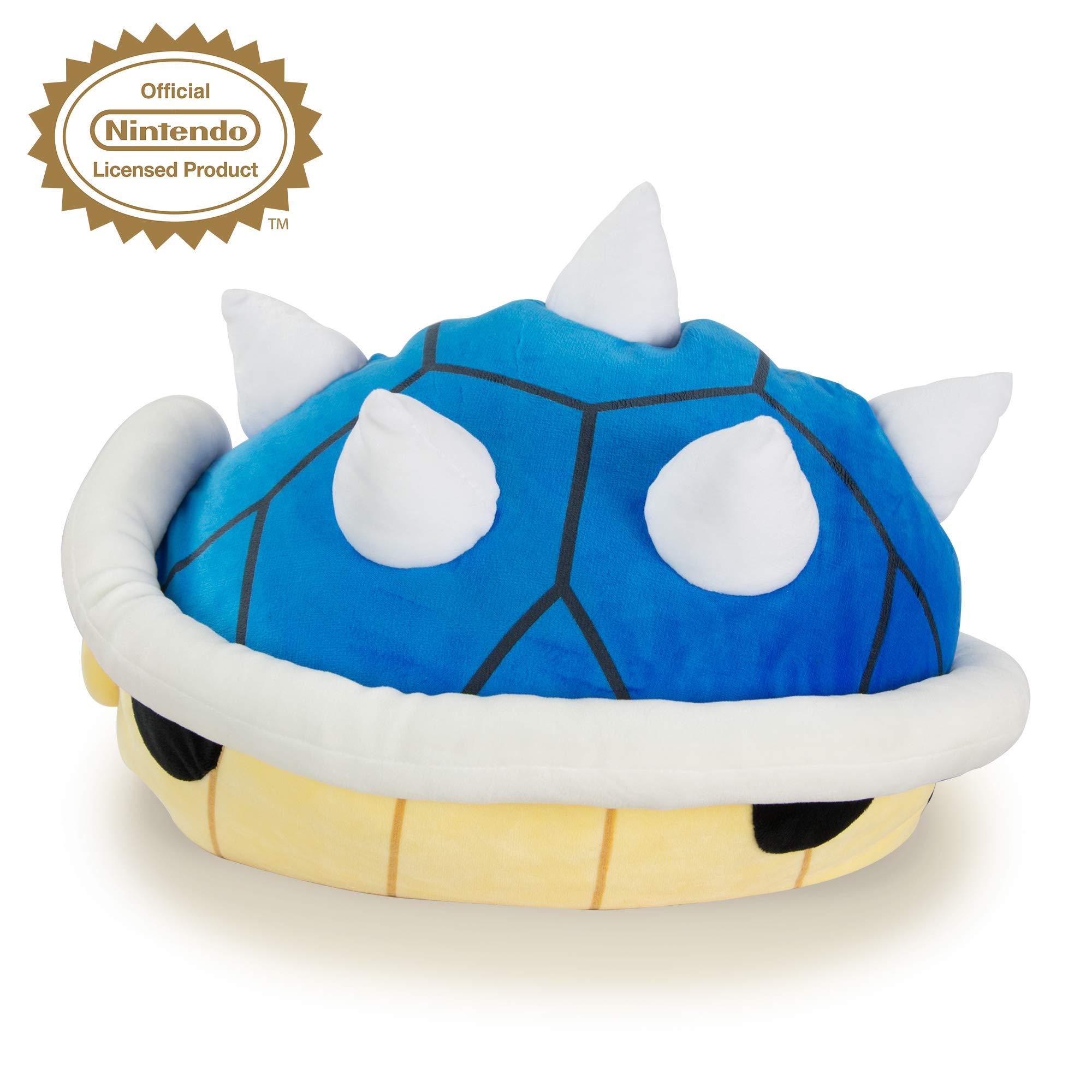 Club Mocchi Mocchi Nintendo Mario Kart Blue Shell Plush Stuffed Toy by Club Mocchi Mocchi