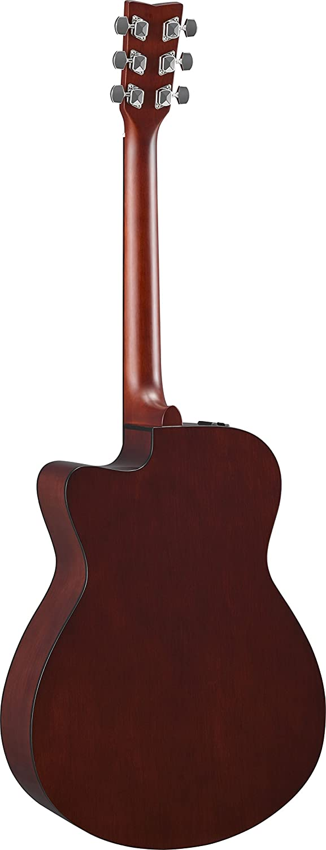Yamaha FSX315CTBS - Guitarra electroacústica: Amazon.es: Instrumentos musicales