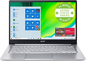 Acer Swift 3 Thin & Light Laptop, 14
