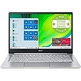 Acer Swift 3, 14'' FHD IPS, Ryzen 7 4700U, 8GB RAM, 512GB SSD, Windows 10, Silver, SF314-42-R9YN