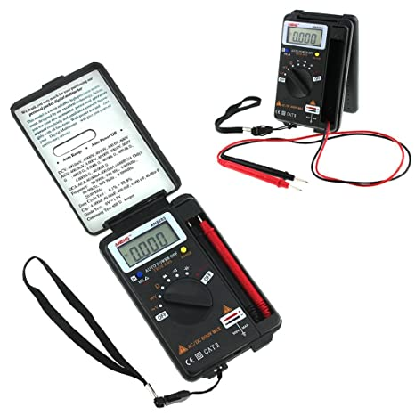 Review Digital Multimeter, Ikevan LCD