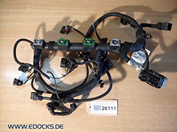 71W5bqPDsDL._SX355_ motor wiring harness cable injectors def opel astra h 1 8 16 v define wiring harness at bakdesigns.co