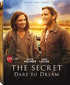 The Secret: Dare to Dream debuts on Digital Sept. 15 and on Blu-ray, DVD Sept. 22 from Lionsgate