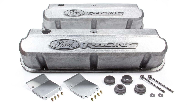 Proform 302-146 Ford Racing Valve CoversSlant Edge Powdercoat