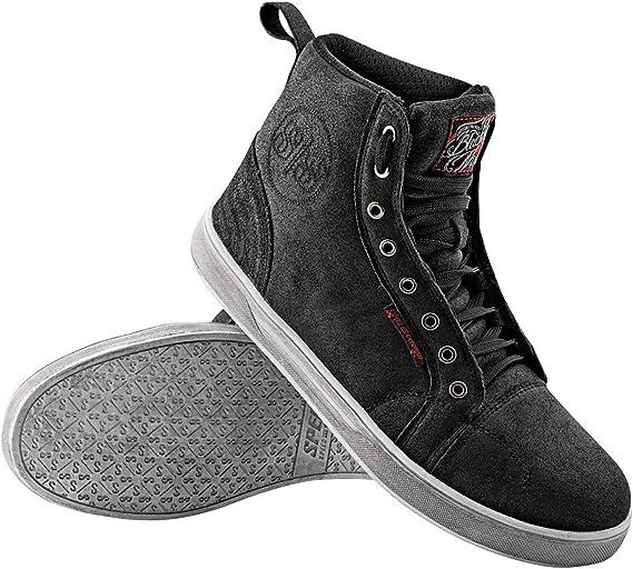 Amazon.com: Zapatos para motocicleta Speed and Strength de ...