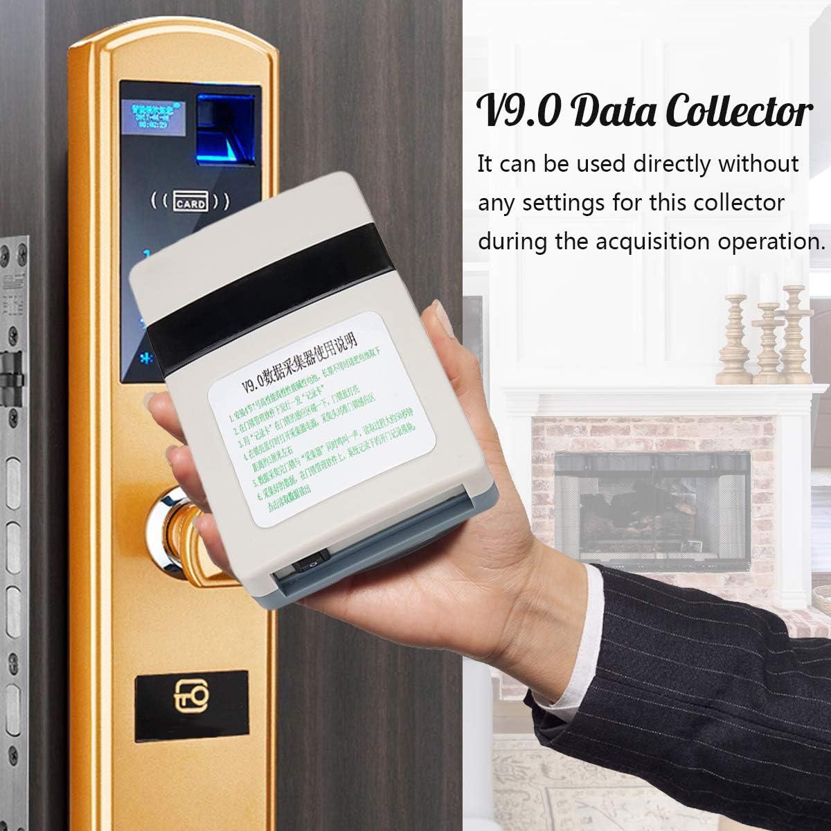 For T5557 Smart Card V9.0 Data Collector el Card Lock Managment System Reader Intelligent Setting Record USB Identification JohnnyBui