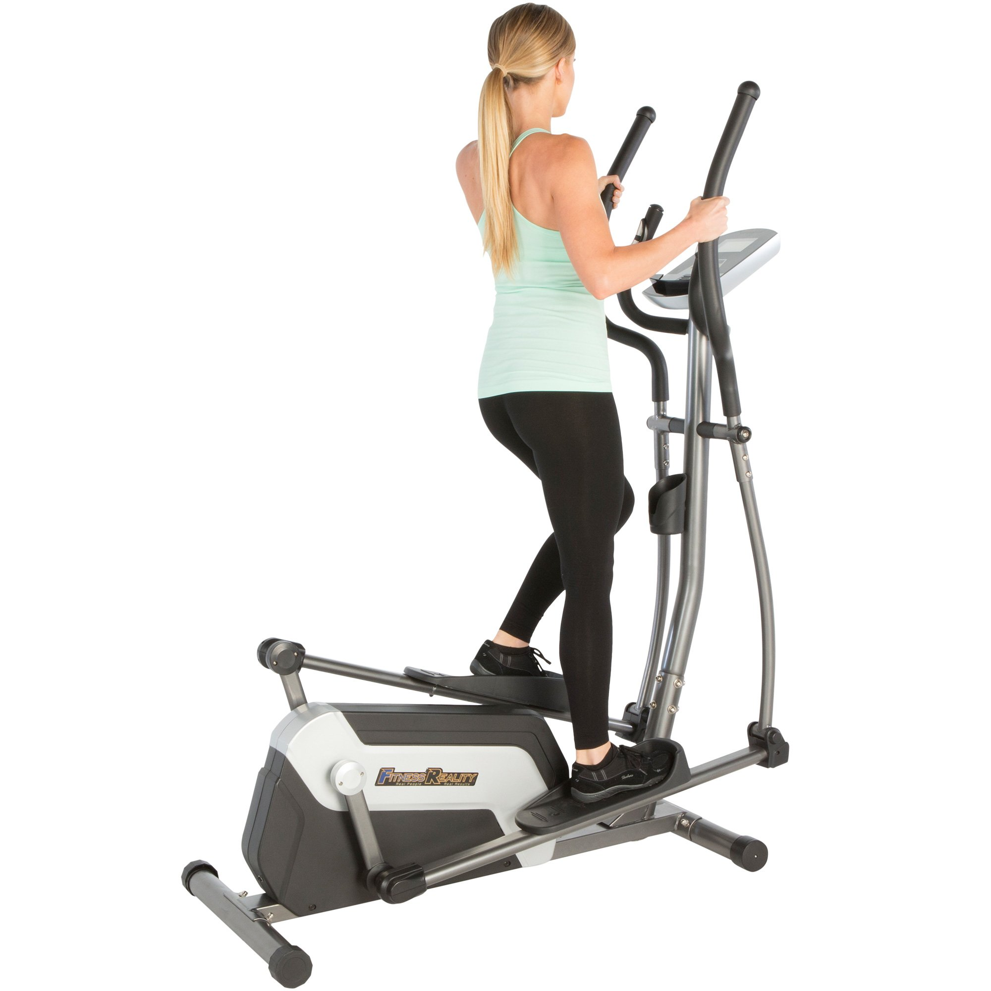 Fitness Reality E5500XL Magnetic Elliptical Trainer with Comfortable 18'' Stride by Fitness Reality (Image #14)