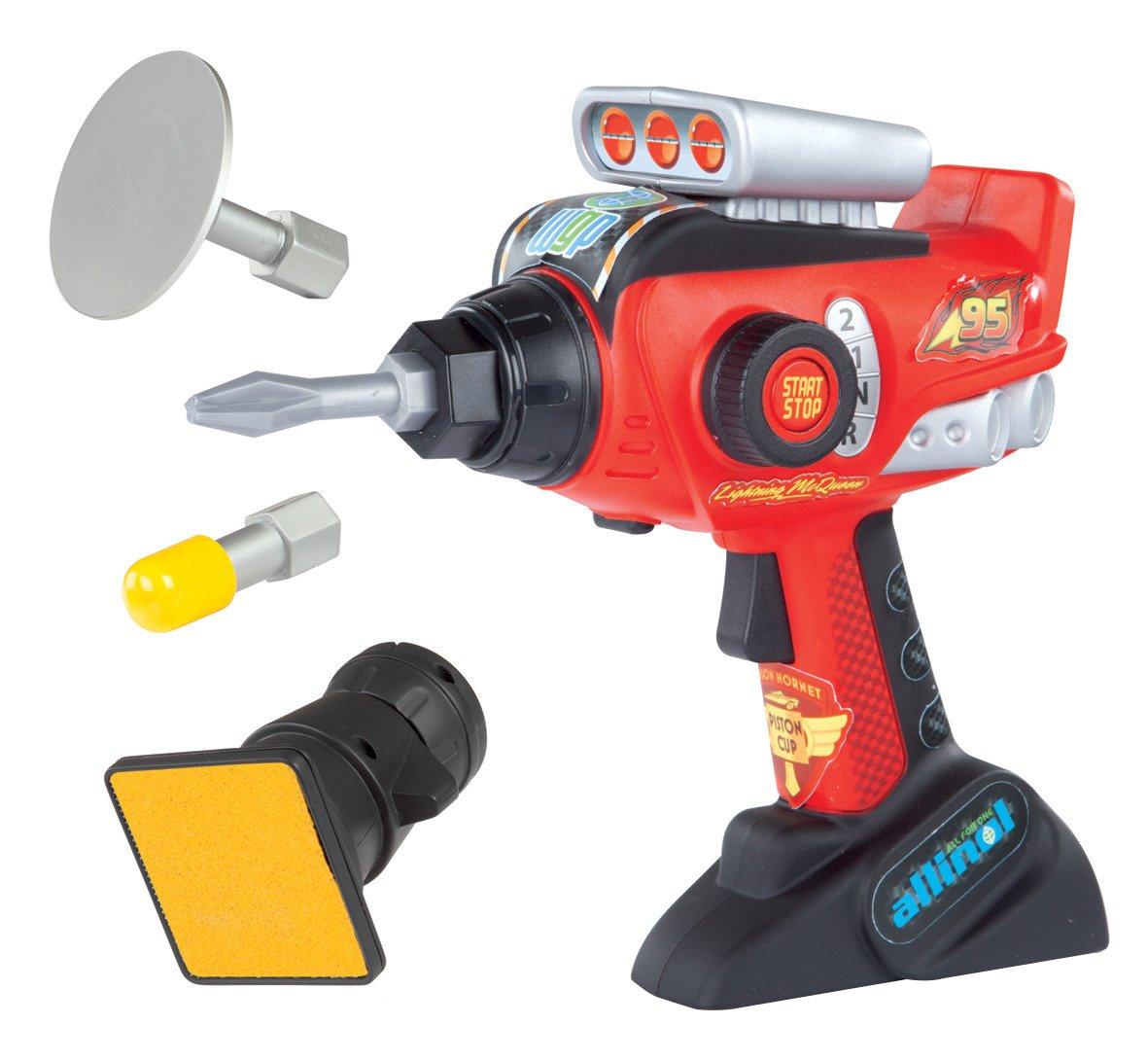 Smoby Disney Cars II Cool Tool 5 in 1 Werkzeug
