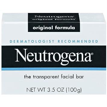Neutrogina facial bar