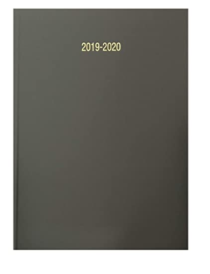 Agenda escolar 2018-2019 de BMC LONDON, un día por página ...