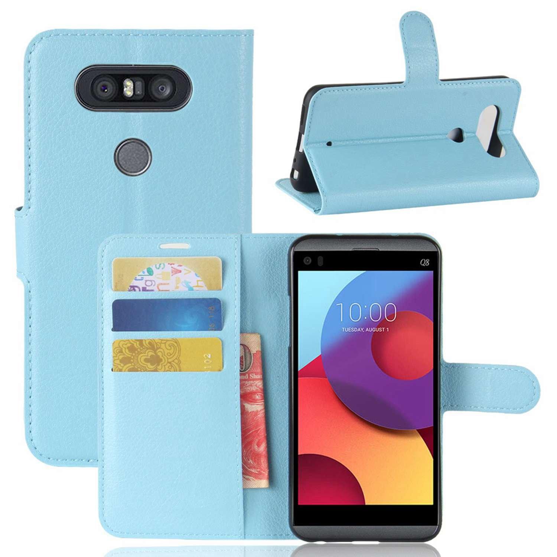 Guran® Funda de Cuero PU Para LG Q8 / LG V20 Mini Smartphone ...