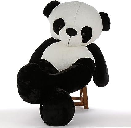 Buttercup Soft Toys XX-Large Very Soft Lovable/Huggable Teddy Bear for Girlfriend/Birthday Gift/Boy/Girl - 6 Feet 180 cm, Panda)