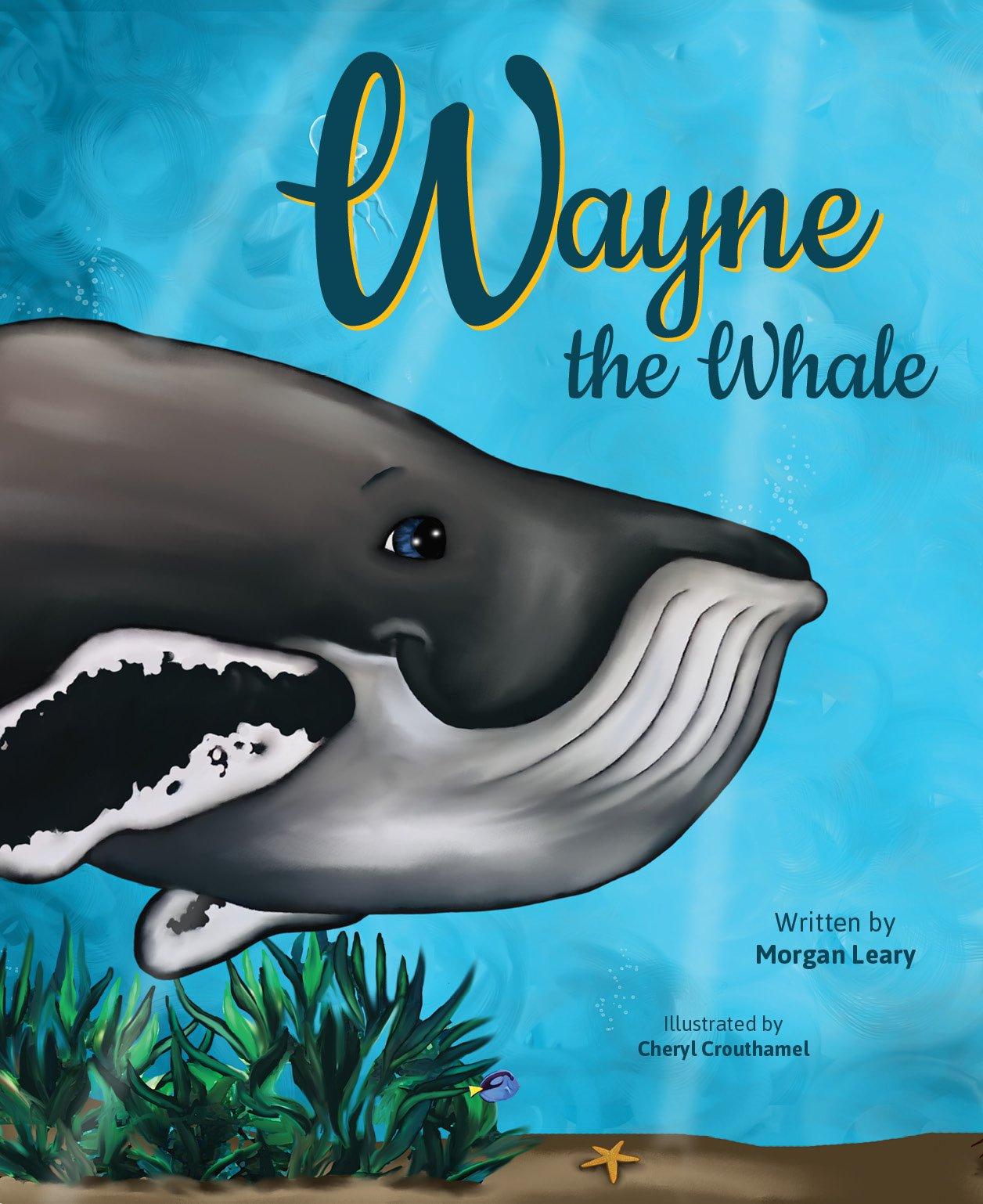 Read Online Wayne the Whale PDF ePub fb2 book