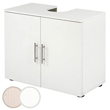 Swell Aquamarin Under Sink Storage Unit 2 Doors And Shelves Bathroom Under Basin Sink Storage Cabinet Moisture Resistant Bath Cupboard Choice Of Colours Home Interior And Landscaping Eliaenasavecom