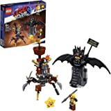 LEGO Movie 2 70836 Battle Ready Batman and Metal Beard