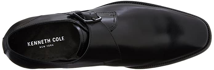 Amazon.com | Kenneth Cole New York Men's Golden Ticket Monk Strap | Oxfords