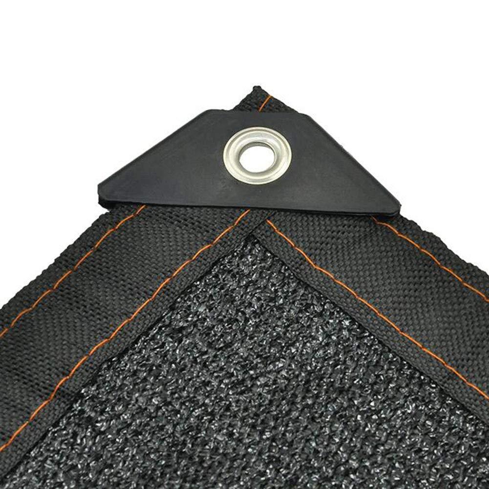 Zeltplanen CJC Schatten Stoff Mesh Netz Segel Stoff Sonne Block Sonne Reflektieren Haustier Draussen (größe   4x10m)