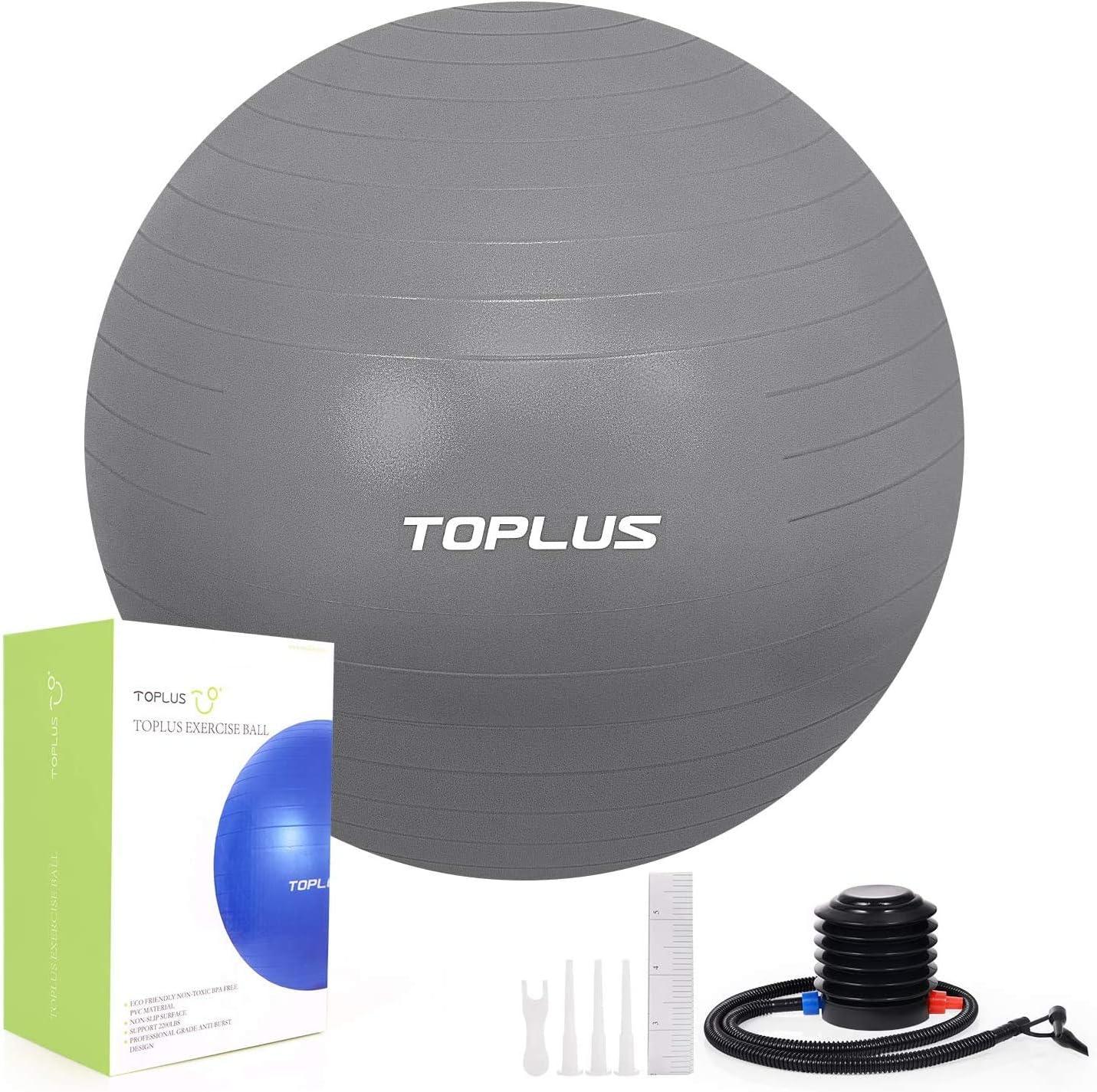 TOPLUS Ballon Fitness