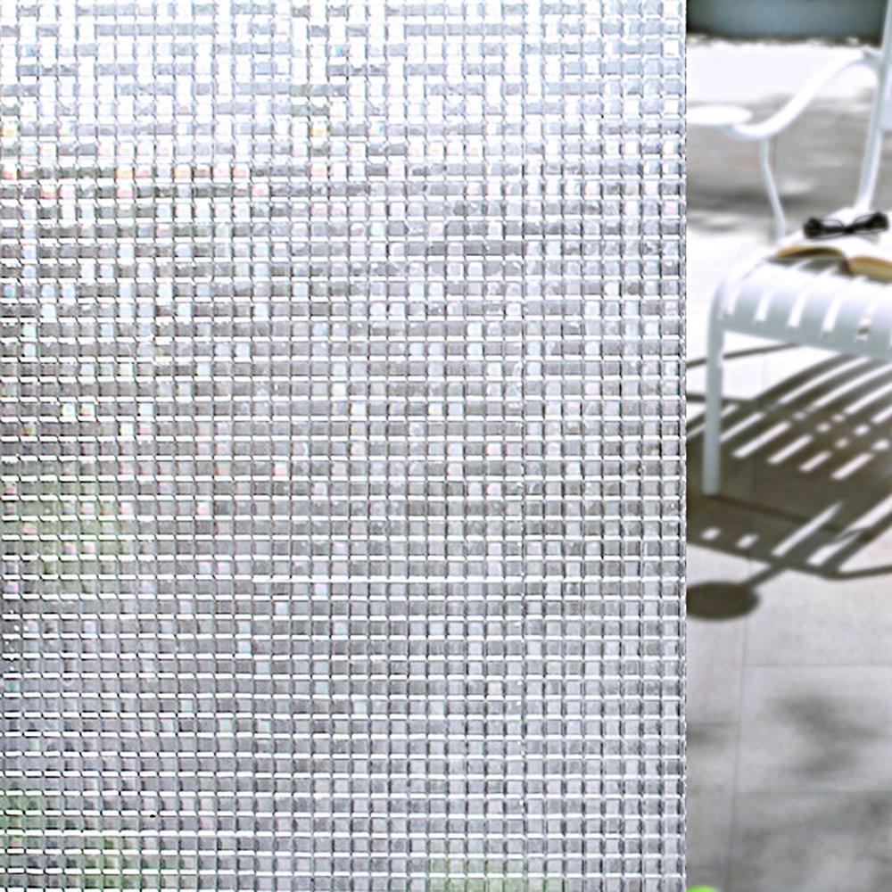 3D Fensterfolie Fensterschutzfolie Dekorfolie Sichtschutzfolie
