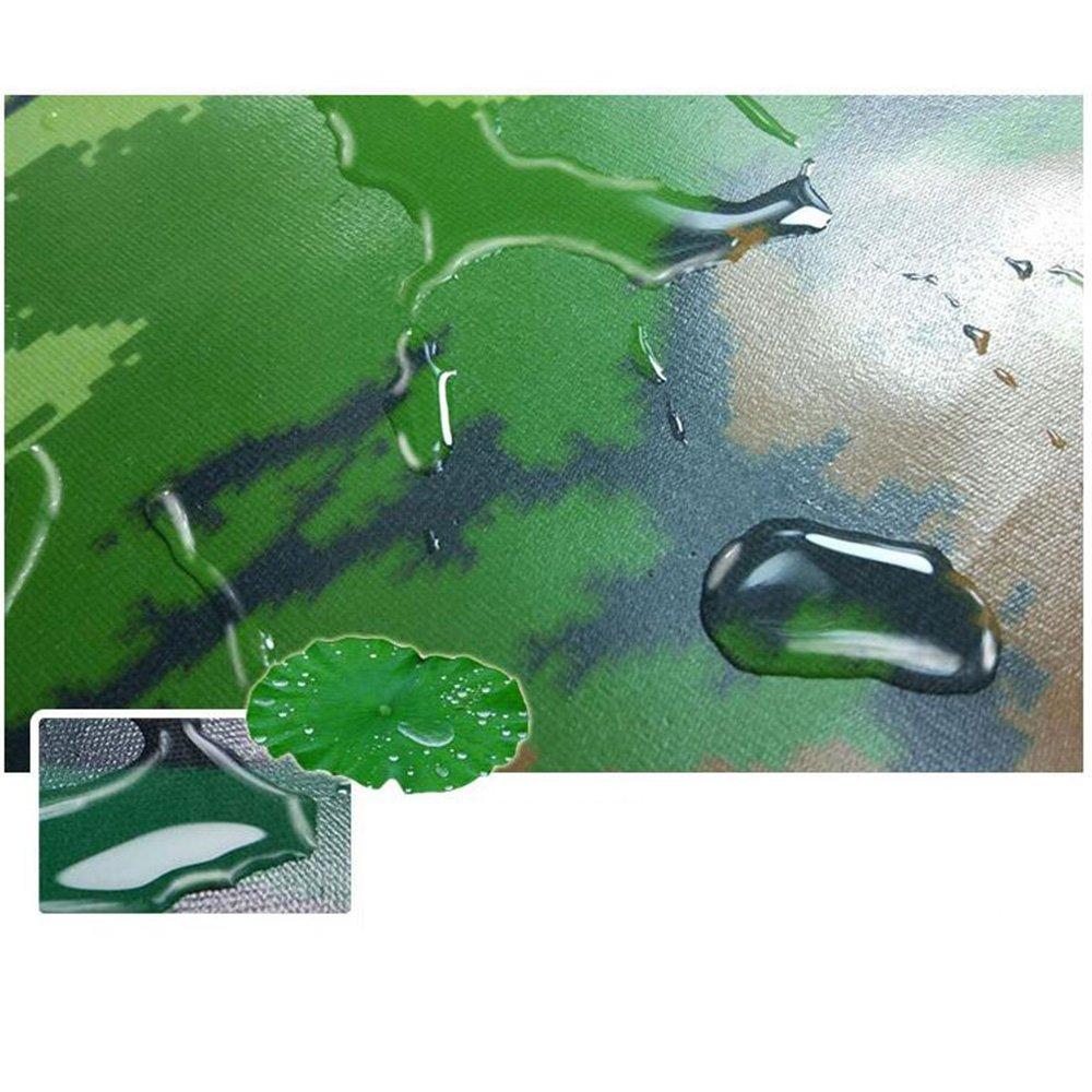 FEI Wasserdichte Plane Tarps Wasserdichte Boden Zelt Anhänger Abdeckung Große Plane Plane Große in mehreren Größen professionelle Deckung   Plane (größe   46m) 2f1592