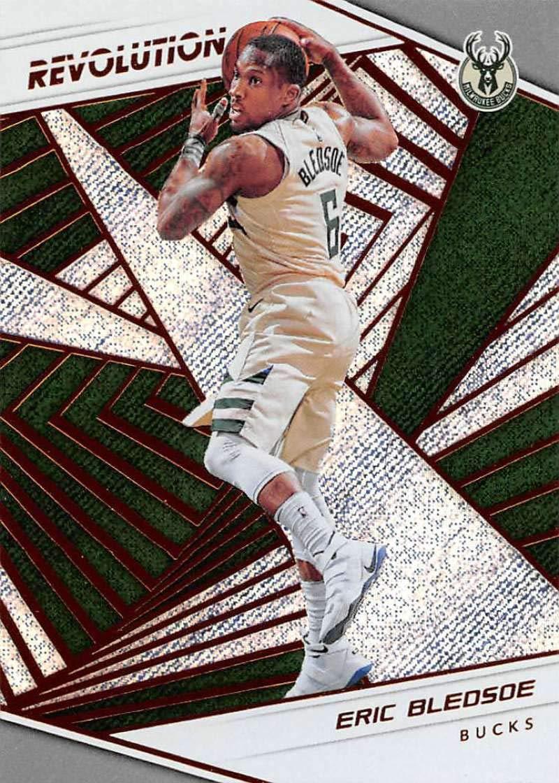 Amazon.com: 2018-19 Revolution Basketball #31 Eric Bledsoe ...