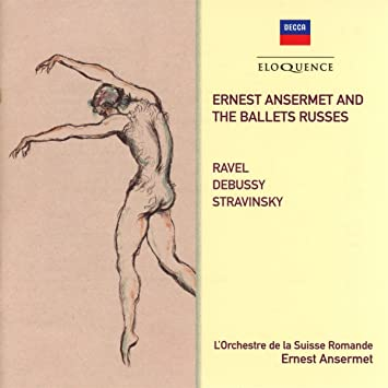 Ansetmet And The Ballets Russes