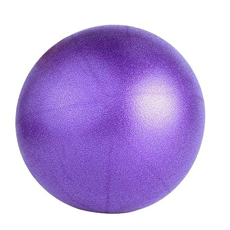 73JohnPol Tamaño pequeño Yoga Fitness Ball Profesional ...