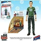 The Big Bang Theory Sheldon 3 3/4-Inch Figure Series 1