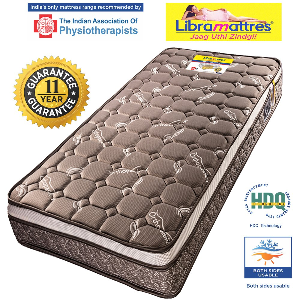 libramattres original ortho 6 coir mattress guarantee 11 years