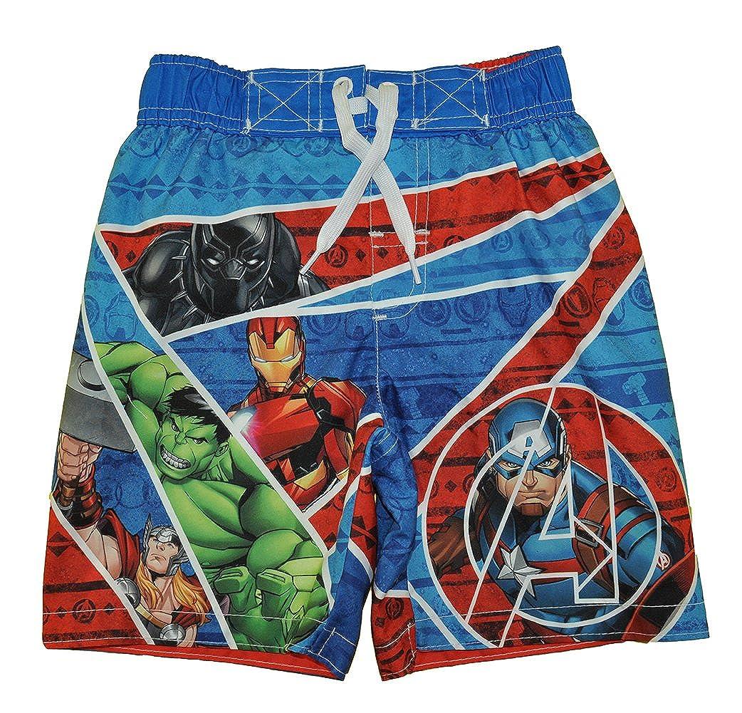 Marvel Boys' Big Avengers Swim Trunk 3834543AG
