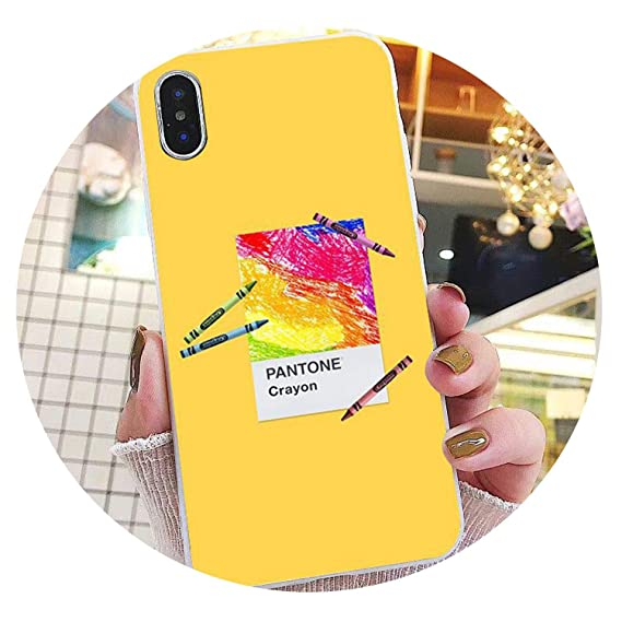 coque pantone iphone x