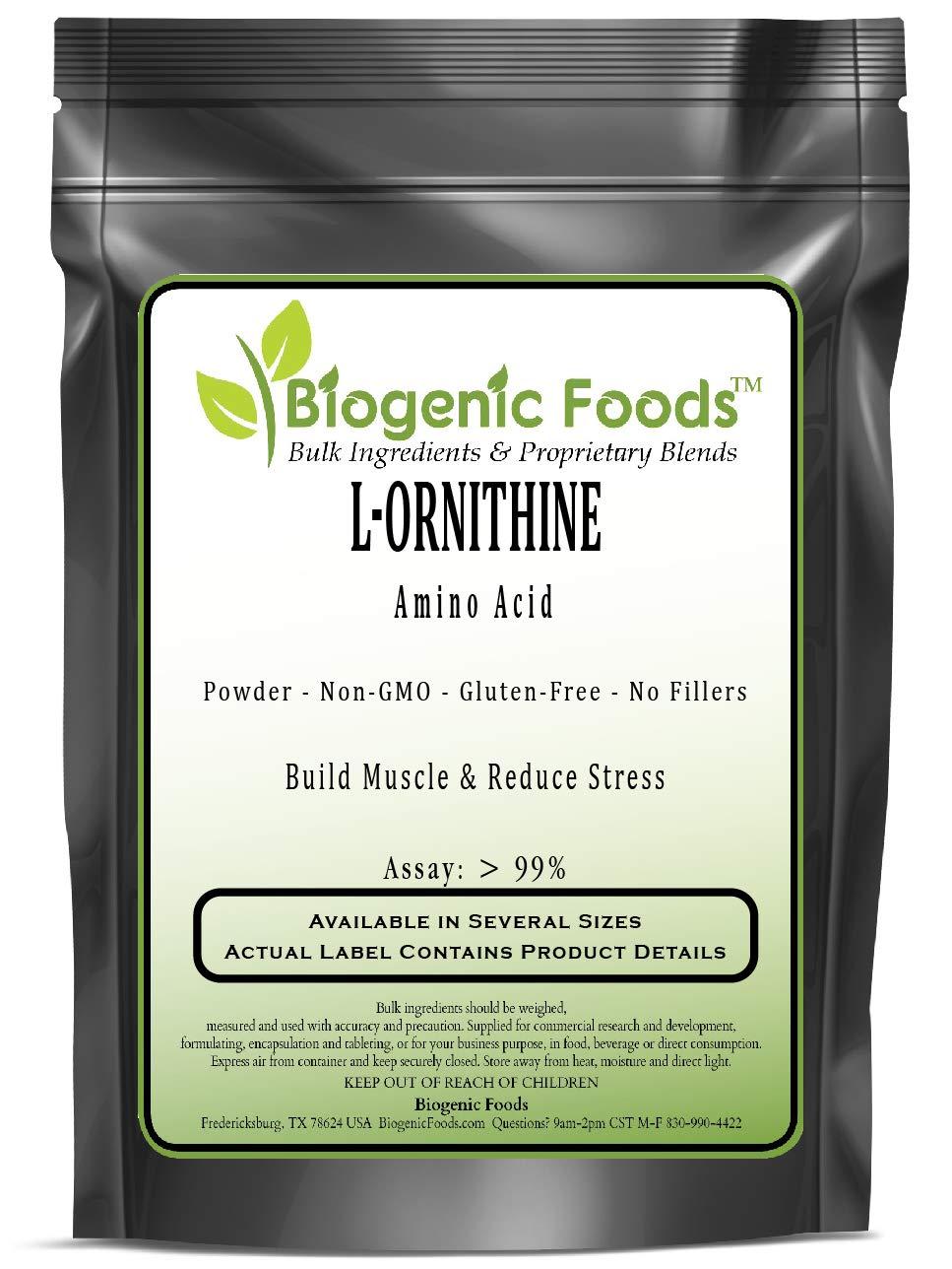 Ornithine (L) - L-Ornithine Amino Acid Powder (Assay: > 99%), 25 kg