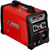 Firepower 1444-0870 MST 140i 3-in-1 Mig Stick and Tig Welding System ...