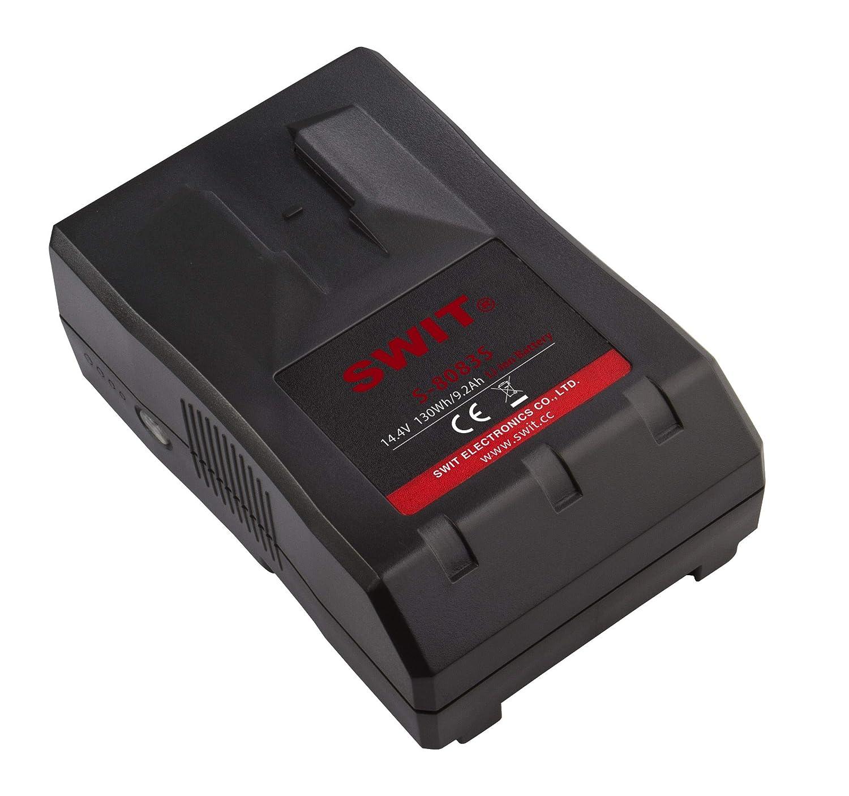 SWIT S-8083S 130Wh Vマウントバッテリー B07Q244QXX