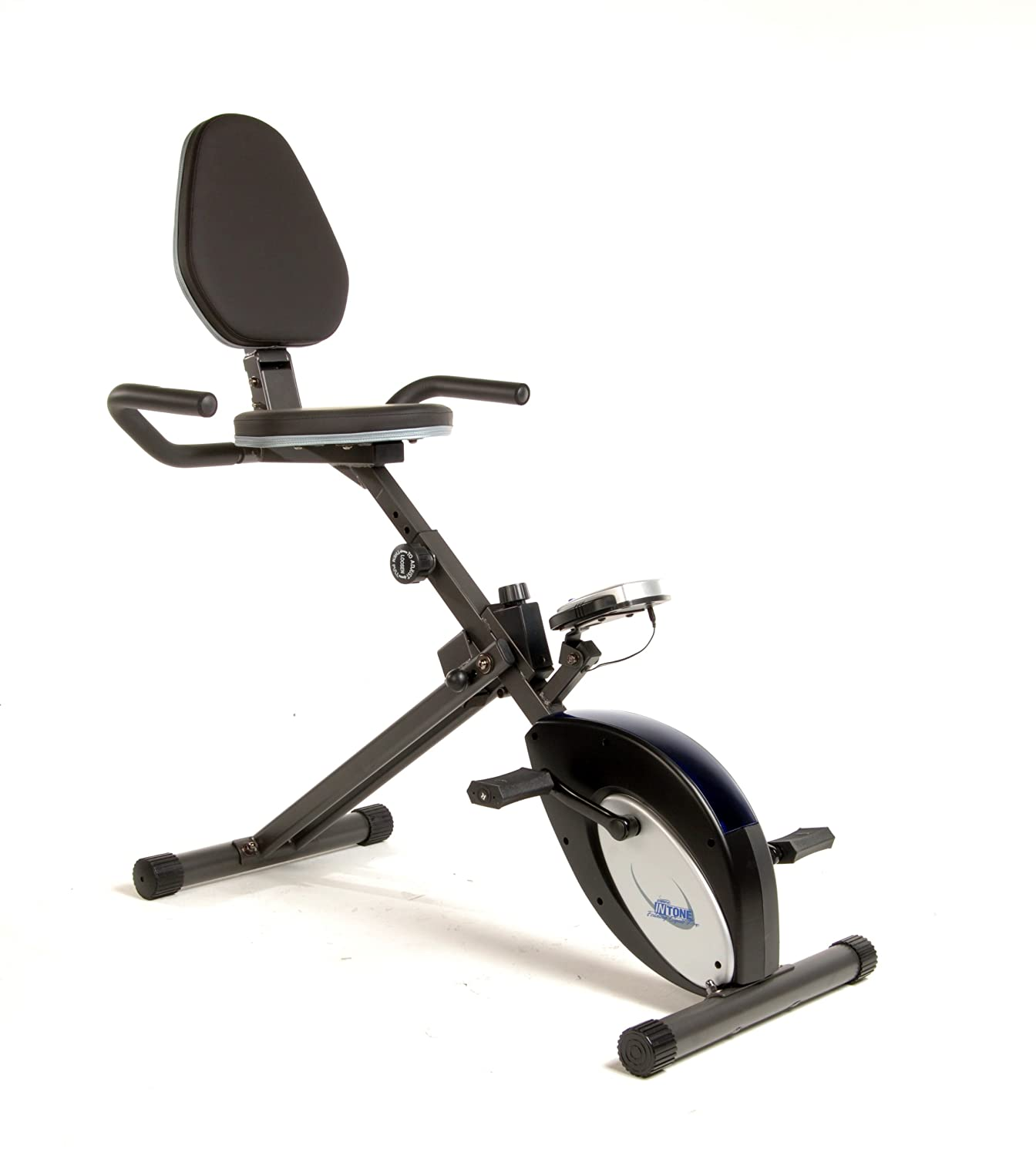 Amazon.com  Stamina InTone Folding Recumbent Bike  Exercise Bikes  Sports u0026 Outdoors  sc 1 st  Amazon.com & Amazon.com : Stamina InTone Folding Recumbent Bike : Exercise ... islam-shia.org