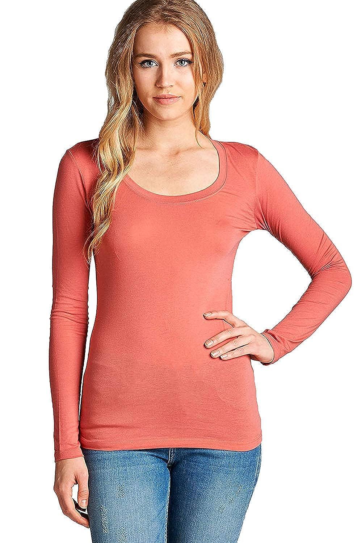 183 arfurt Women's Long Sleeve Button Down Casual Dress Shirt Business Blouse