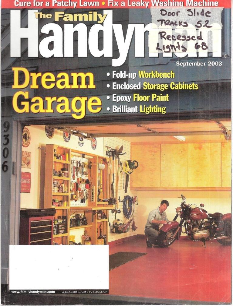 Download The Family Handyman September 2003 PDF