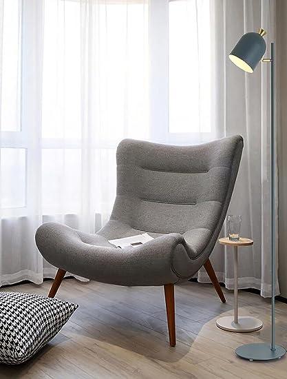 Lampade da comodino Lampada da terra soggiorno studio camera da ...