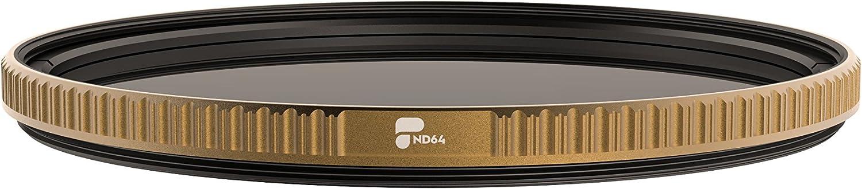 15-Stop Neutral Density Filter PolarPro QuartzLine 67mm ND100K Camera Filter