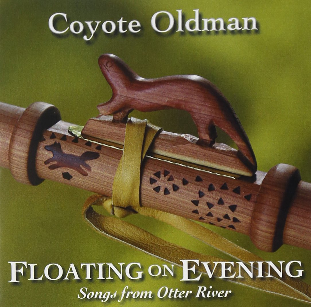 Floating on Evening by Coyote Oldman