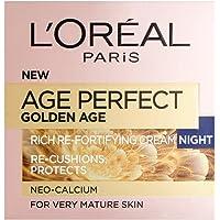 L'Oreal Paris GOLDEN AGE 晚霜50ml