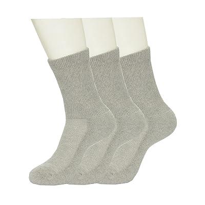 JOY SOX - Crew Heavy Men & Women's 3 Pairs Socks, Model : 809,909