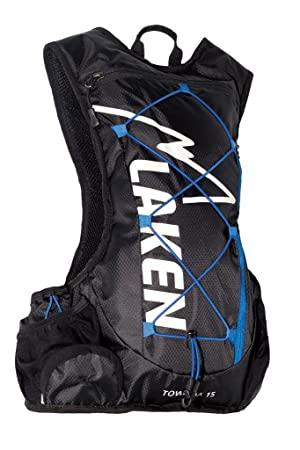 Laken RIDER Mochila Hidratación Para Running o Ciclismo Hydration Backpack- TOWADA 15L - RF15N: Amazon.es: Deportes y aire libre