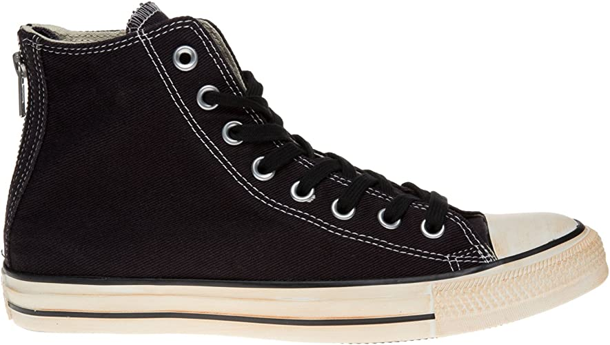 Converse Chuck Taylor All Star Homme Vintage Washed Back Zip