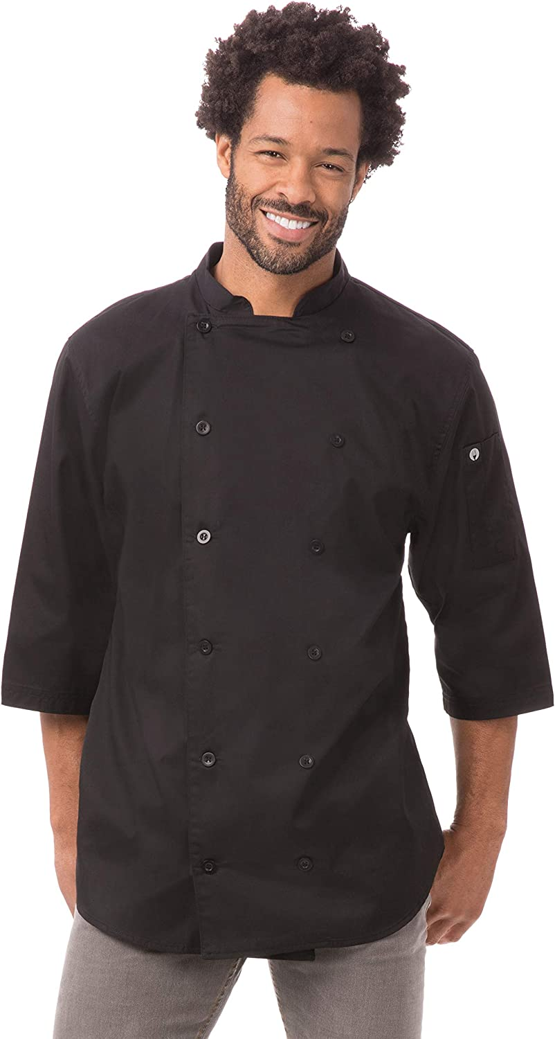Chef Works Mens Chef Shirt S100