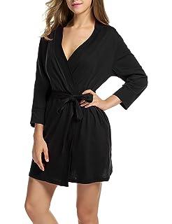 4580c1eec4 Unibelle Women s Nightgown Cotton Sleep Shirt Scoopneck Short Sleeve  Sleepwear S-XXL