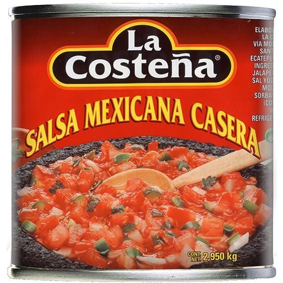 La Costeña Salsa Casera Mexicana 2950 gr
