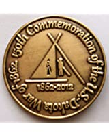 U.S.-Dakota War 150th Commemoration Pin
